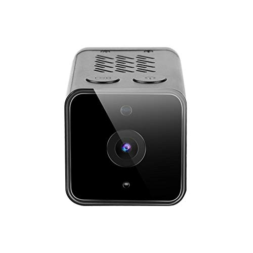 (IP Camera, Mini WiFi Camera, 1MP/2MP HD Wireless Home Security Surveillance Camera with Night Vision, Motion Detection for Home/Office/Baby/Elder/Nanny Camera(1080P) )