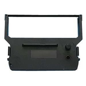 Package of Two Sanyo ECR-340, ECR-358 and ECR-548 Ribbon, Point of Sale, Black, Compatible by Sanyo