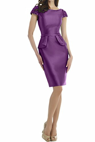 Missdressy - Vestido - Escotado por detrás - para mujer morado 56