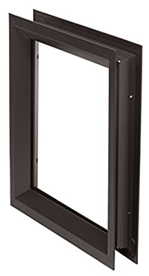 "National Guard Lfra100Dkb7X22 Window Frame Kit, 7"" x 22"""