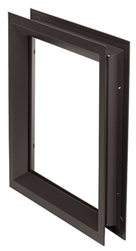 National Guard Lfra100Dkb12X12 Window Frame Kit, 12'' x 12'' by National Guard
