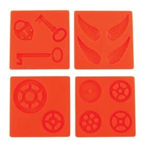 Fuseworks Polar Fuse Glass Casting Molds, - Kiln Casting Mold