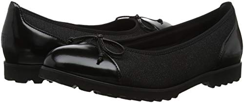 67 Gabor Para Bailarinas schwarz Mujer Negro Jollys Shoes FF1U0wHq