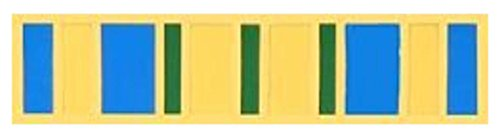 Military Outstanding Volunteer Service-LAPEL PIN