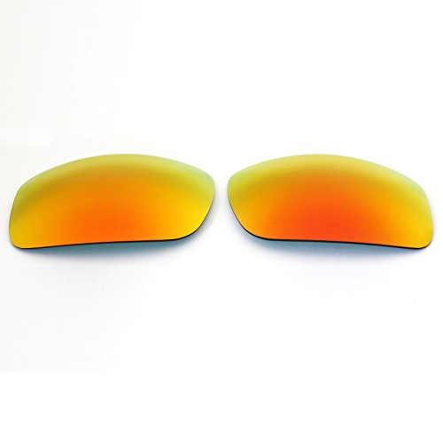 Polarized Replacement Lenses for Spy Optic Clash Sunglasses Fire - Sunglasses Clash