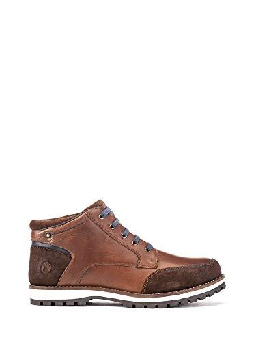Man 002 39 Lumberjack Brun Ankle Q73 SM33503 qvW1FZ