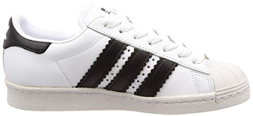 negbás ftwbla Bianco Adidas 80s Bambino balcri 000 Fitness Superstar Scarpe Da wBpw68