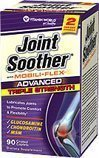 - Vitamin World Advanced Triple Strength Joint Soother R, 90 Caplets by Vitamin World