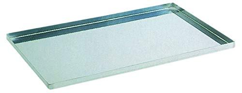 Mallard Ferriere bandeja de horno de acero inoxidable 60 x 40 x 2 cm