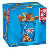Chex Mix Traditional Snack Mix (42 ct.) A1 (1 box)