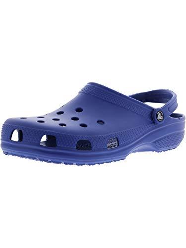 Crocs Classic Clog Ltd Blue Jean Clogs - 14M / 12M
