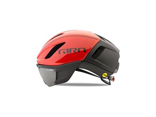 Giro Vanquish Mips Gloss Bright Red Ironman Aero Bike Helmet Size Large