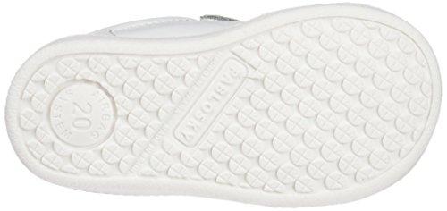 Pablosky 267302, Zapatillas de Deporte Unisex Niños Blanco (Blanco)