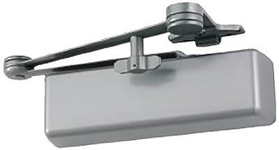 LCN 4111-HCUSH LH AL 4110 Series Surface Closer, Aluminum