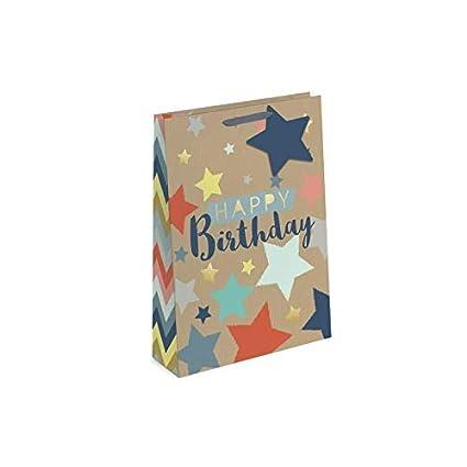 Just to Say 7735 - Bolsa de regalo de cumpleaños (tamaño ...