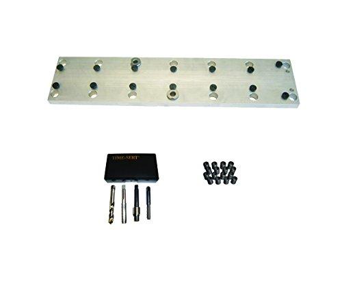 Baum Tools B115000K BMW M52TU, M54 & M56 Engine Head Bolt Thread Repair Tool Set ()