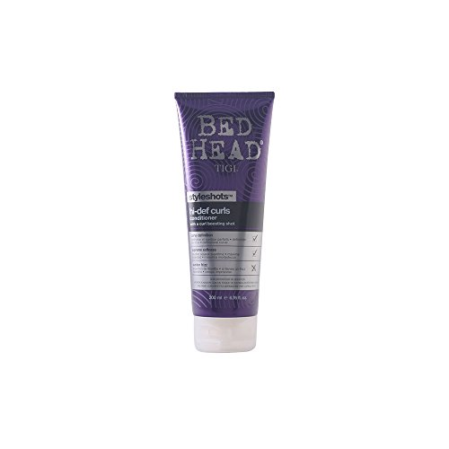 TIGI Bed Head Hi-Def Curls Conditioner 6.76 oz