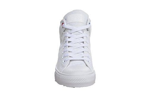 Converse Unisex Chuck Taylor High Street Bue White Sneaker - 4 Uomini - 6 Donne