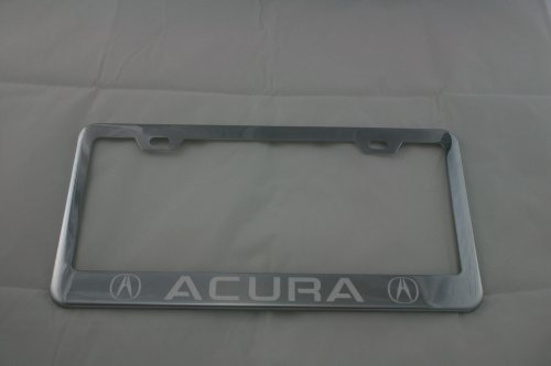 acura rsx license plate frame - 7