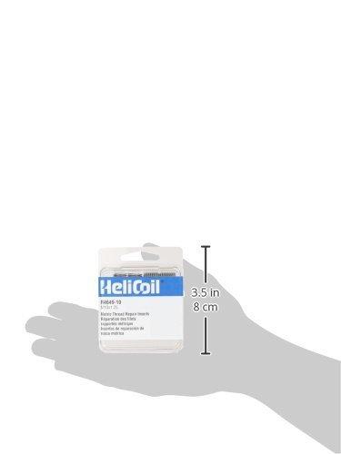 Heli-Coil R464910 M10X1.25 Inserts//Pk 12