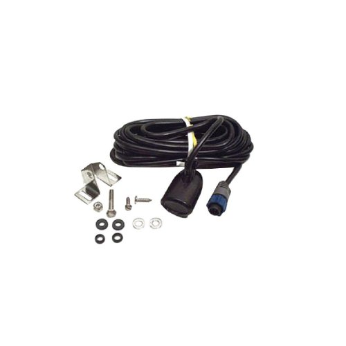 Lowrance HST-WSBL 200 KHZ Transom Mount Transducer 200khz Skimmer Transducer