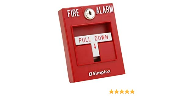 Simplex 2099-9754 Manual Pull Station