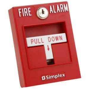 Simplex 2099-9754 Manual Pull Station, Smoke Detectors & Fire Alarms