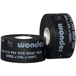 1'' x 100' 10 Mil Corrosion Protection Pipe Wrap Tape 28-PWTP11-2