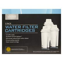 Living Solutions Classic Filters3.0 ea 3 Pack