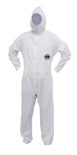 SAS Safety 6940 Moon suit Nylon-Cotton Coverall, Triple-Extra Large by SAS Safety by SAS Safety (Image #1)