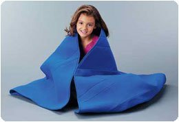 Sammons Preston Weighted Blanket (924841 Large Weighted Blanket (3' x 6') 6 weight slots)