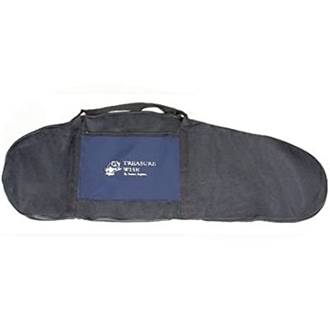 Amazon.com: Treasure Wise Padded Carry Bag for Metal Detectors: Sports & Outdoors