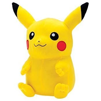 "ToyFactory Pokémon Pikachu 10"" Plush"