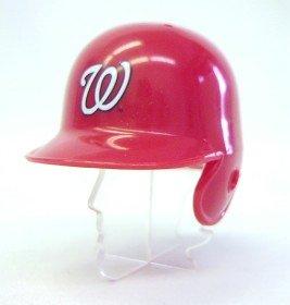 Washington Nationals Pocket Pro Helmet (Riddell Nationals Helmet Washington Mini)