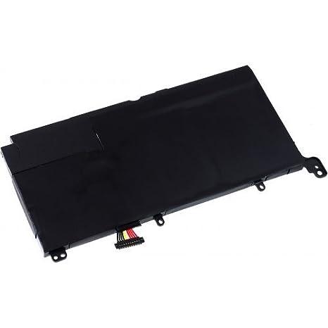 Batería para Asus VivoBook S551L, 11,1 V, Li-Polymer [batería para ordenador portátil/Laptop/Notebook]: Amazon.es: Electrónica