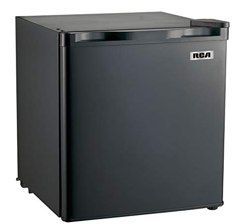 RCA RFR115-BLACK 1.7 Cubic Foot Fridge