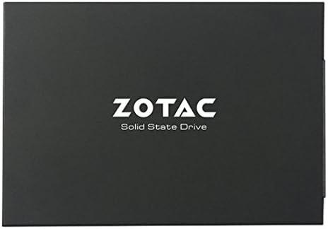 Zotac T500 120GB SSD 120GB - Disco Duro sólido (Negro, Serial ATA ...