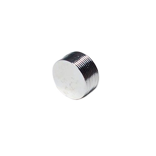 [해외]네오디뮴 자석 원형 직경 20mm 두께 1mm 10 개 세트 / Neodymium magnet Round type diameter 20mm thickness 1mm 10 pieces