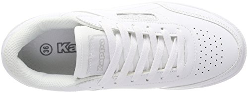 Marine White Kappa 1010 Bleu 1010 White Orbit Mixte Blanc Baskets Adulte qXpvO
