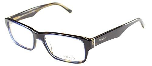af454276de71 Eyeglasses Prada PR 16MV ZXH1O1 TORTOISE DENIM DEMO LENS 55mm