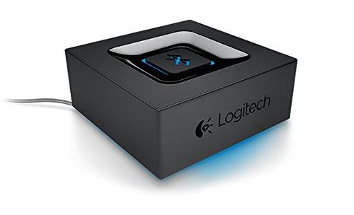 (Logitech 980-000910 Bluetooth Audio Adapter - Bluetooth wireless audio receiver )