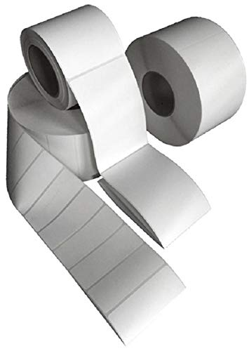 Tabbies Direct Thermal Blank, White - (1800 Labels Per ()
