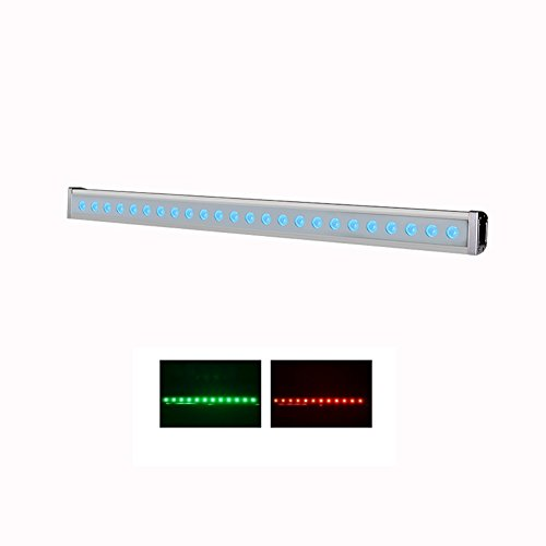 Boulder IP65 Waterproof Outdoor 24x3W 3in1 (RGB) LED wash LED Bar Supper Bright DMX512 stage light Use For Architectural, Disco, Bar ,Club, Party, Wedding (24x3W 3in1) - Dmx 512 Outdoor Wash