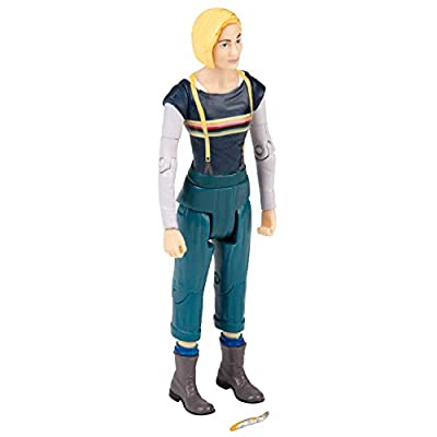 Doctor Who 13th Doctor Action Figure - Collector Series - Jodie Whittaker - Ages 5+: Toys & Games
