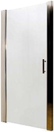 Premier Sienna con bisagra pivotante para mampara de ducha 900 mm aqhd90: Amazon.es: Hogar