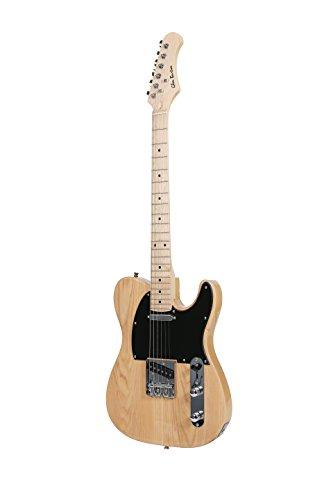 Glen Burton GE39-TL302-NT Electric Guitar X-Series Traditional TL Style, (Glen Burton Natural)