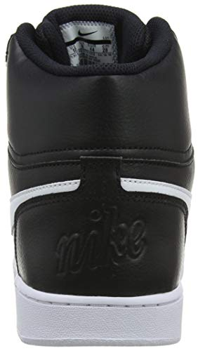 Mid Schwarz Black Nike 002 Ebernon Basketballschuhe Herren White nrqXXEI