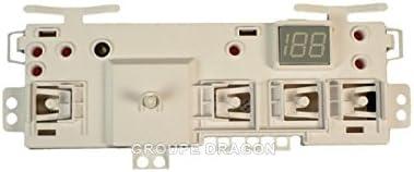 Fagor Brandt Vedette saltar de-dietrich–Módulo de control y función de para lavavajillas FAGOR BRANDT Vedette saltar de-dietrich