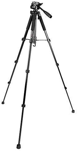 EXTR ANT Tripod VT-860 Video Tripod Kits Camera Stand Profesional Aluminum Alloy for All Models Flexible Portable Stativ Holder