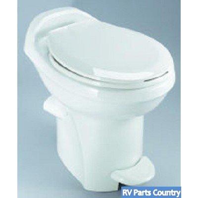 Amazon.com: Motorhome and RV Bathroom Aqua Magic Porcelain Toilet ...